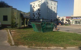 jesenne upratovanie